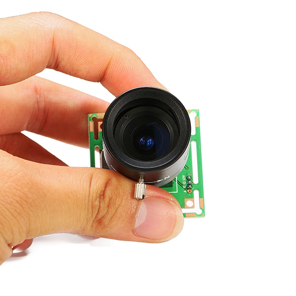 700TVL DC12V HD 1/4 Inch CMOS Wide Angle Manual Focus Camera Module For FPV Multicopter