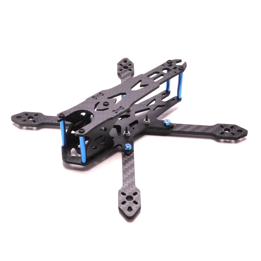 T140 140mm FPV Racing Frame Kit 3mm Arm Carbon Fiber For RC Drone FPV Racing Multi Rotor