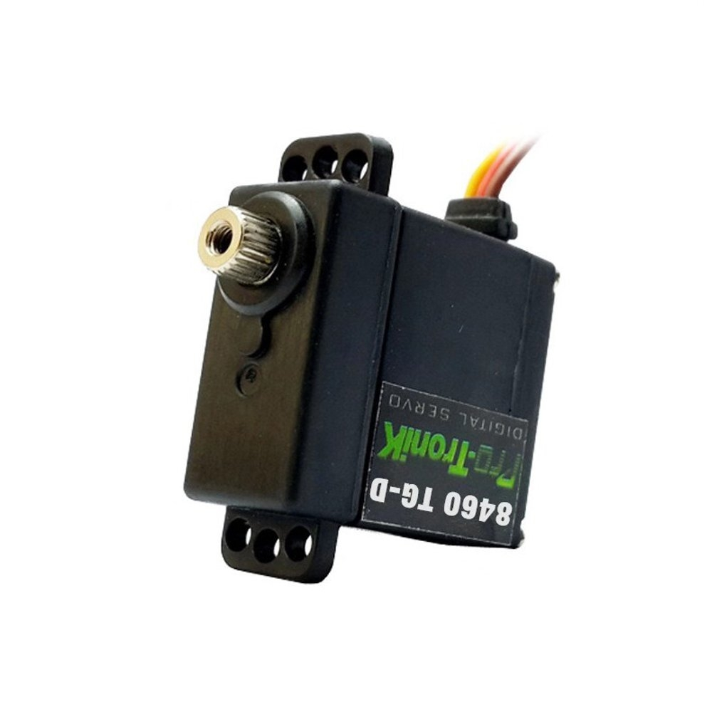 Pro-Tronik PTK 8460 TG-D 16g 3kg/0.07s Metal Gear Digital Servo For RC Airplane Glider 450 Helicopter
