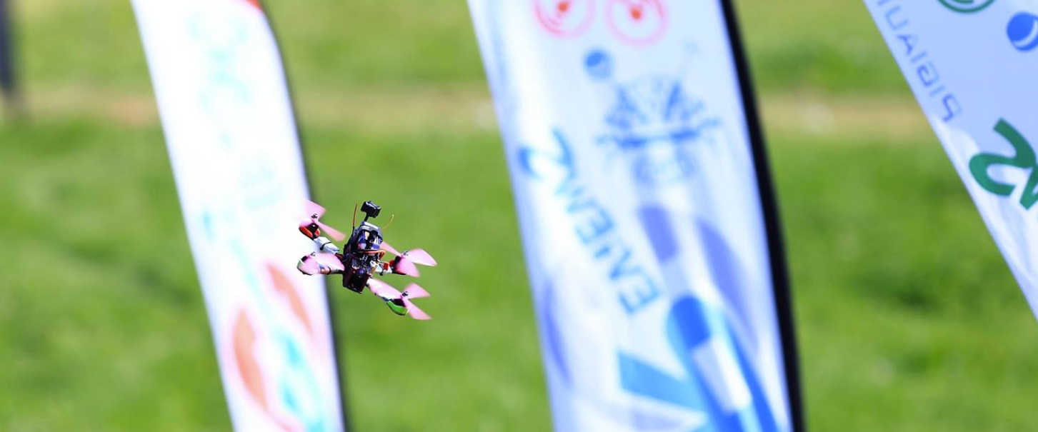 Drone Racing Baltic CUP - 2016