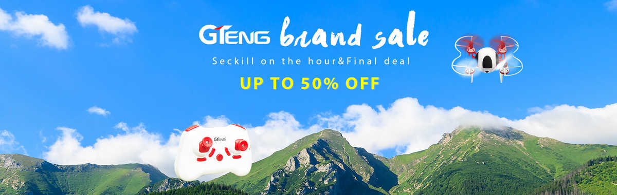 GTeng brad sale - up to 50% off
