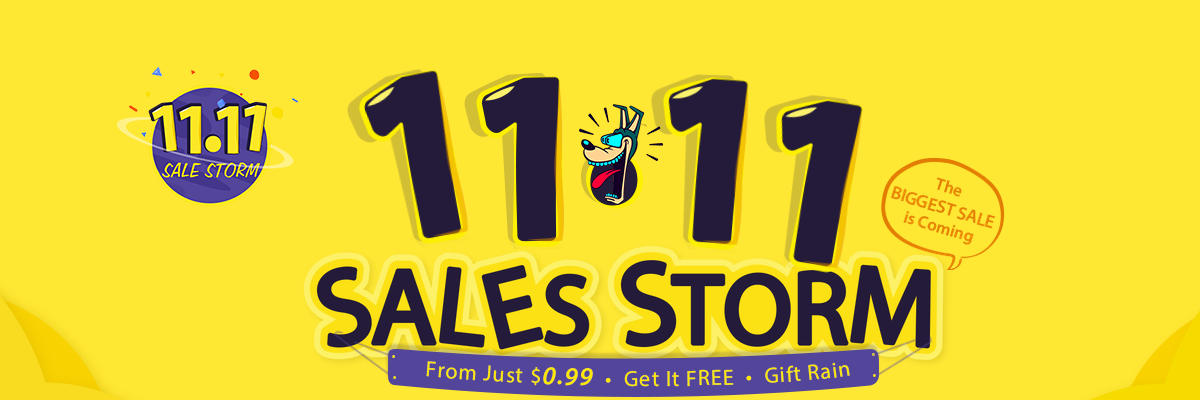 11.11 Singles Day sales