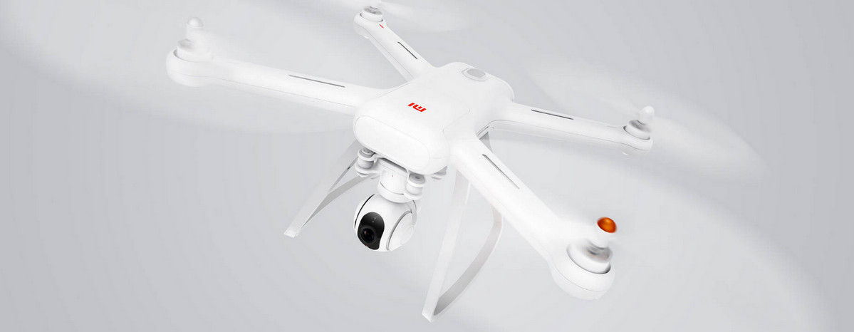 XIAOMI Mi Drone - 1080P WIFI FPV Quadcopter for 389$