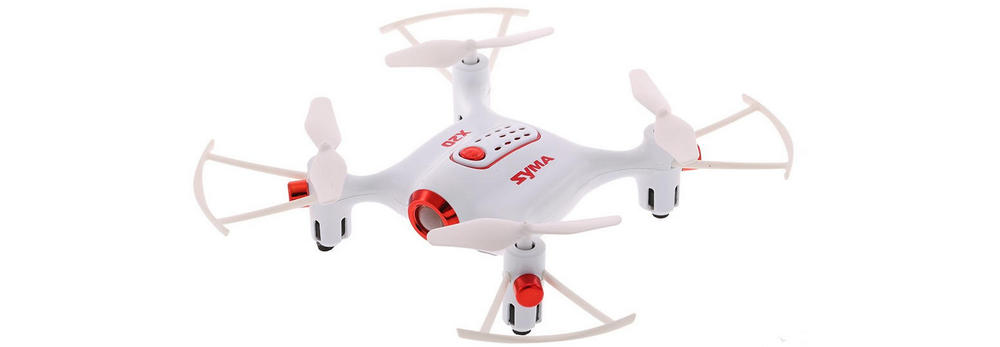 Syma X20 - easy drone for beginners