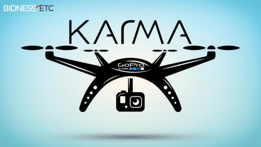 GoPro Karma Drone delayed again New drone updates