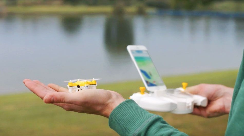 Pokémon Go - drone concept would let you catch creatures almost anywhere