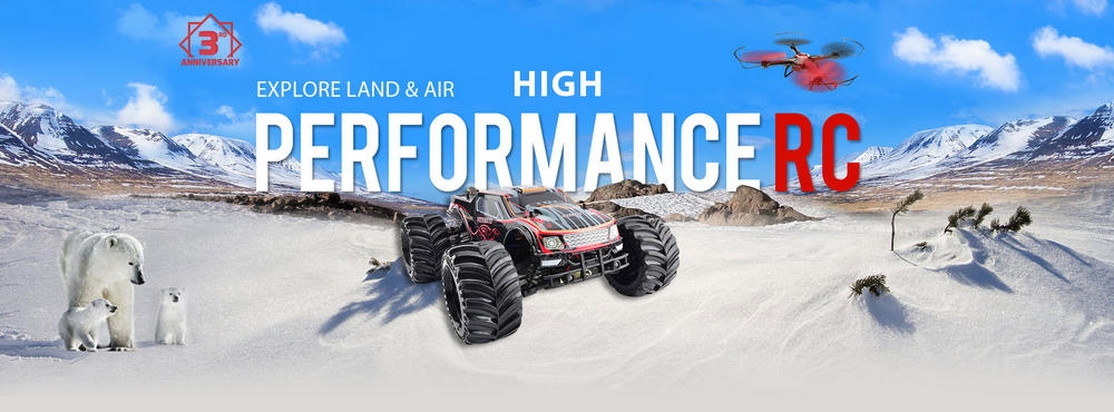Explore great RC toys