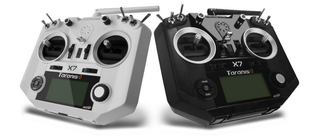 New Taranis Q X7 magic in your hand's