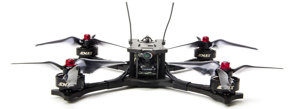 Emax HAWK 5 FPV Racing RC Drone - new Race Quad from EMAX
