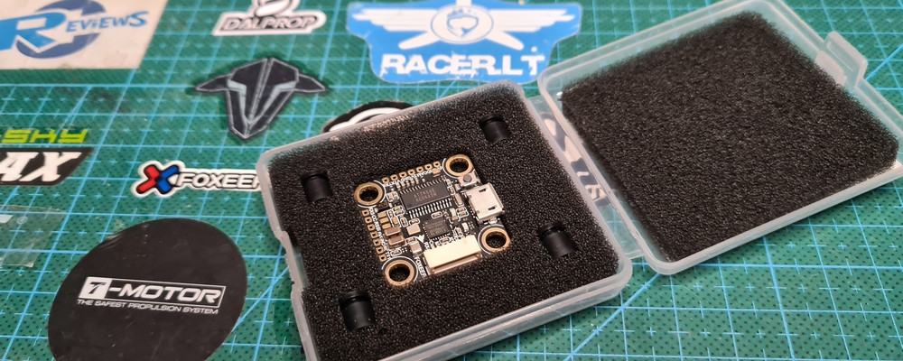 Foxeer Mini F722 V2 Flight Controller for miniquads and wings