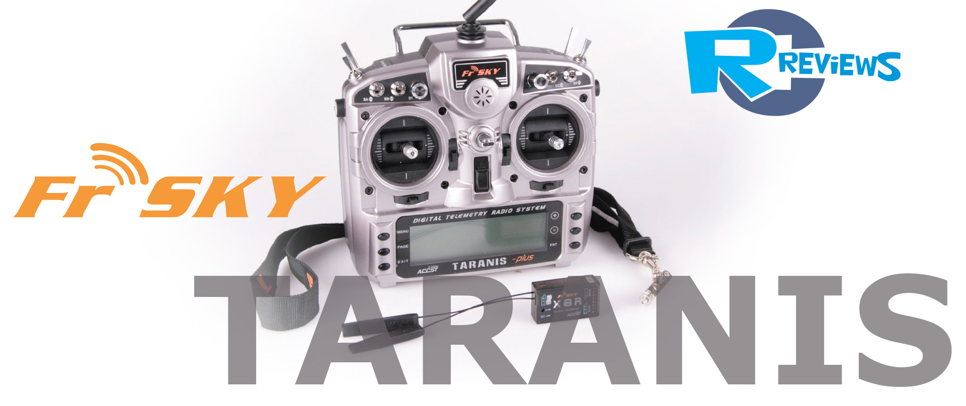 FrSky Taranis X9D Plus - 16CH Ditigal Telemetry Radio System
